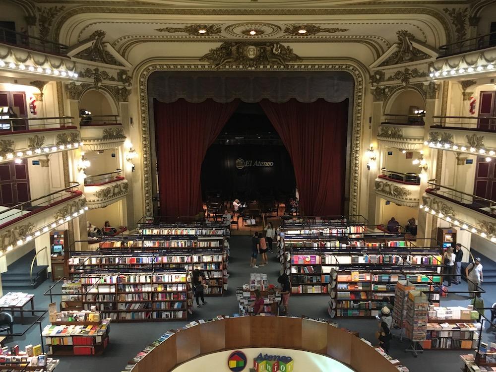 Ateneo Buenos Aires Bookstore