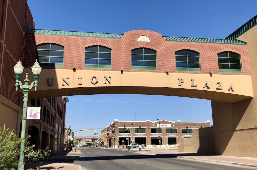 Historic Union Plaza.