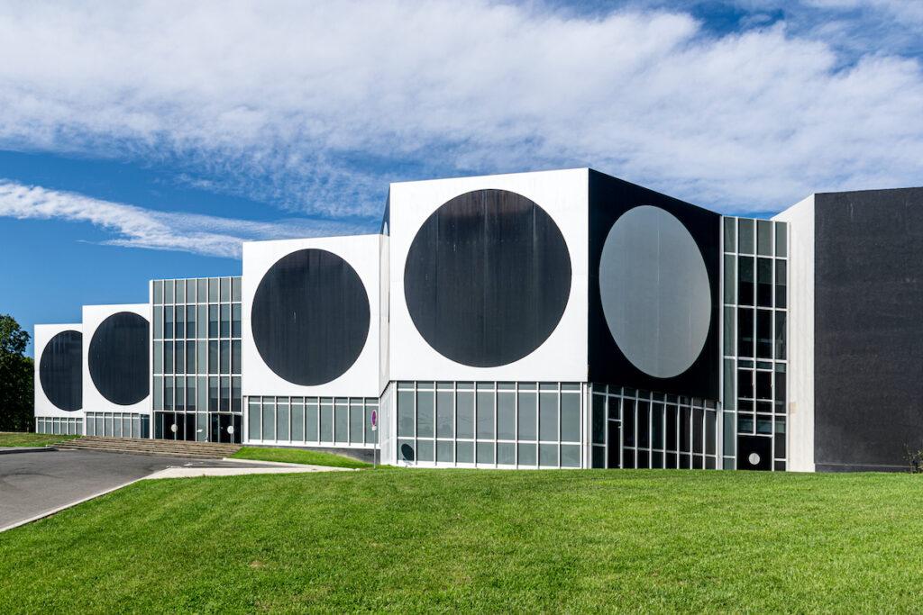 Fondation Vasareli;  Aix-en-Provence, France