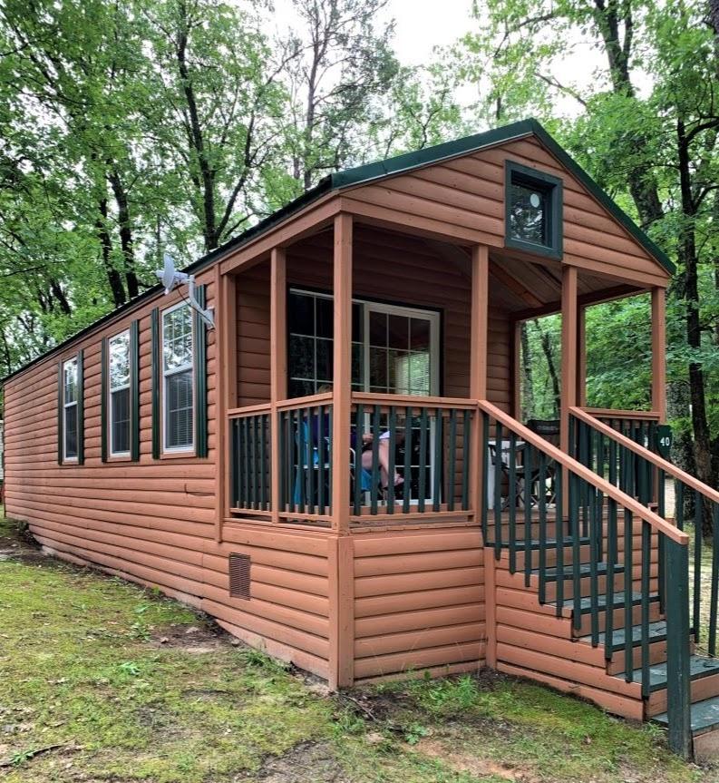 Arrowhead RV Campground Cabin
