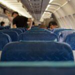 aircraft cabin, airplane cabin, airplane