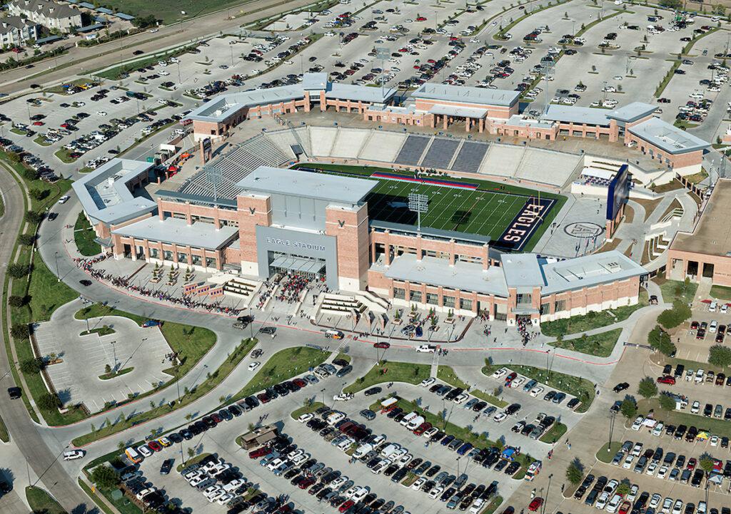 Allen High School Stadium; Allen, Texas