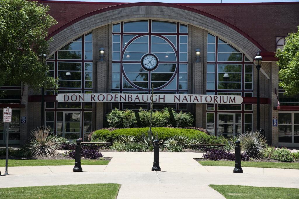 Don Rodenbaugh Natatorium; Allen, Texas