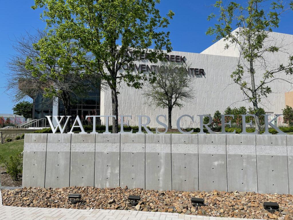 Watters Creek Convention Center; Allen, Texas