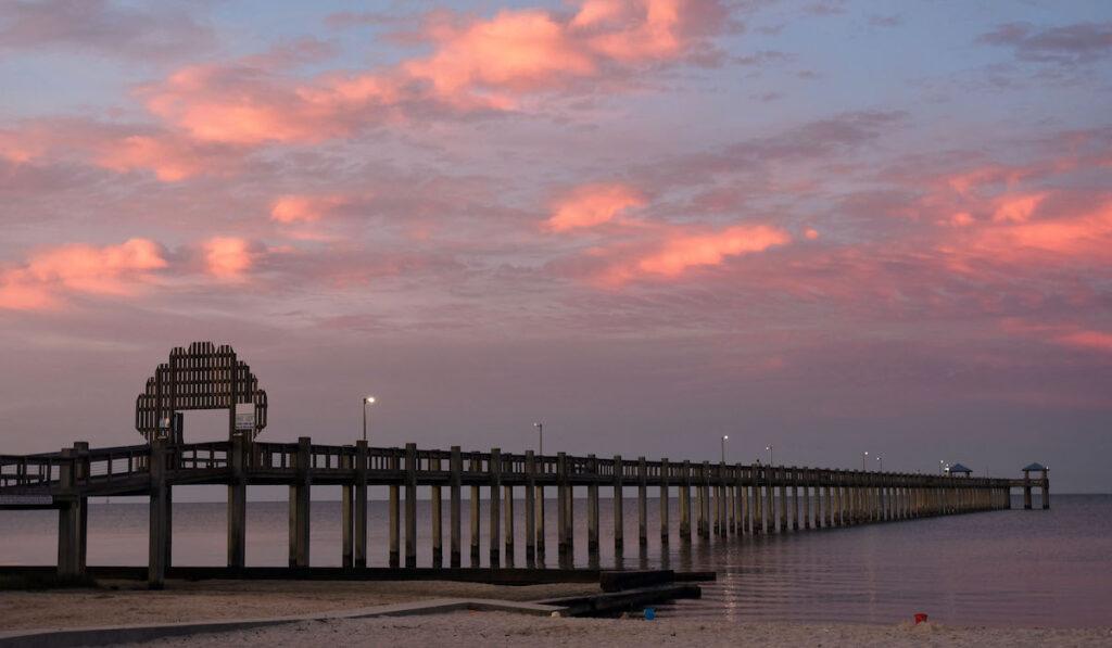 Pascagoula Beach Pier