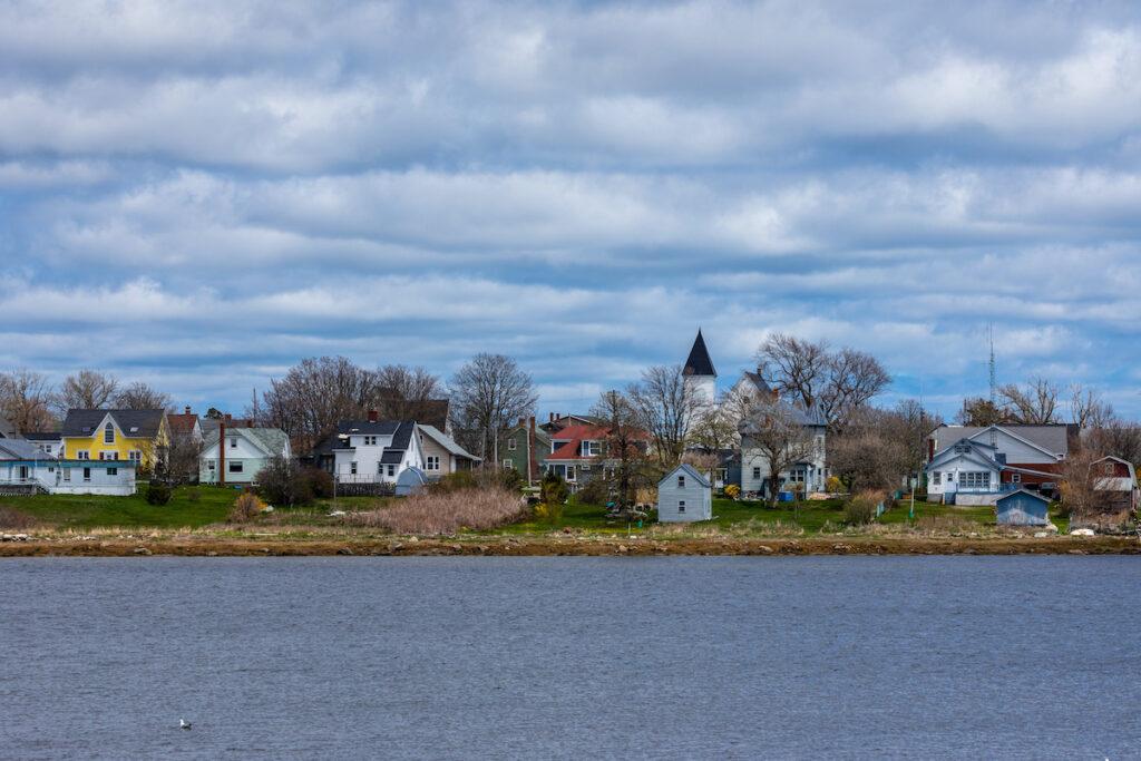 The Village of Lockeport in Nova Scotia Canada.