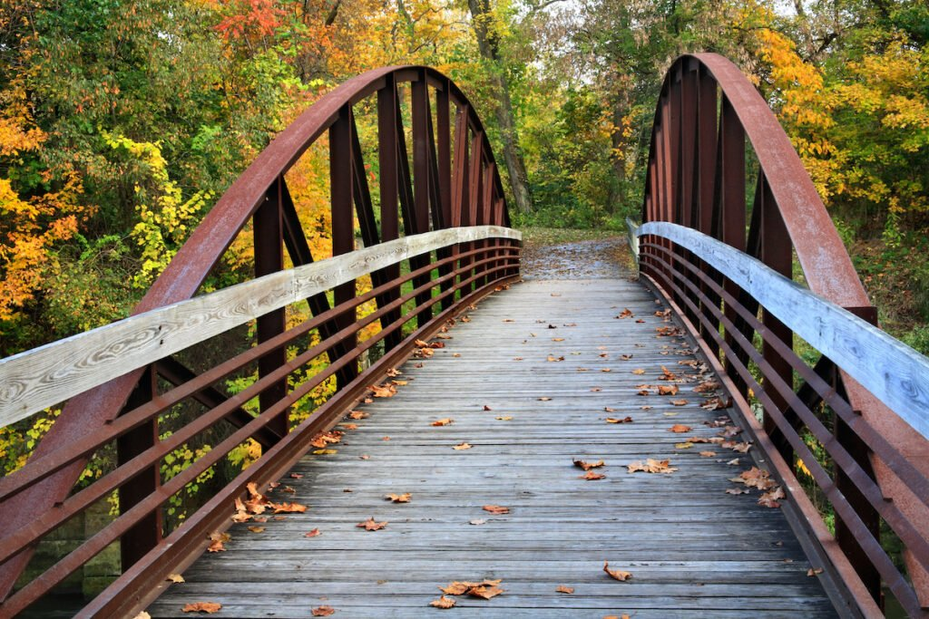 Erie Canal Towpath Trail, Cuyahoga Valley National Park, Ohio