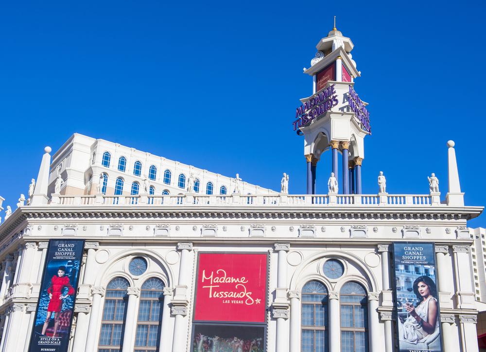 Madame Tussauds museum in Las Vegas