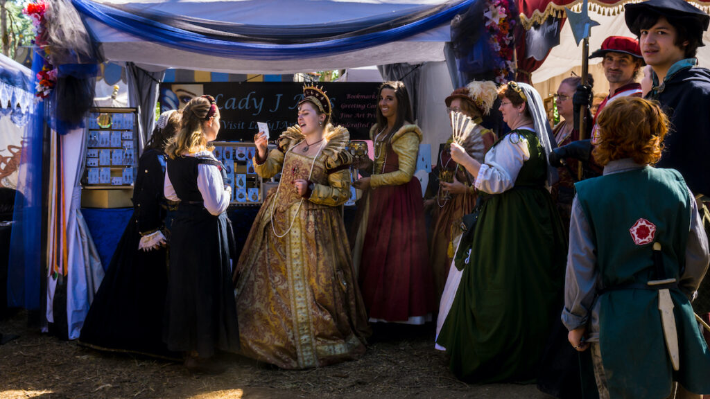Canterbury Renaissance Faire, Silverton, Oregon