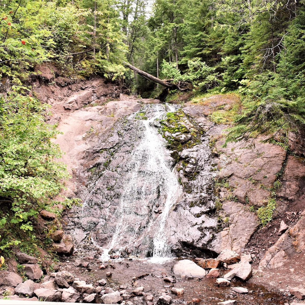Jacob's Falls, Michigan