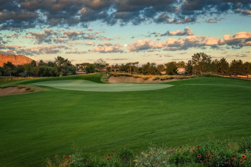 Camelback Golf Club; Scottsdale, Arizona