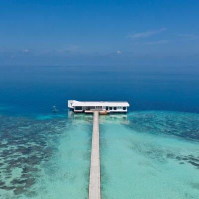 The Muraka At Conrad Maldives, Rangali Island, Maldives
