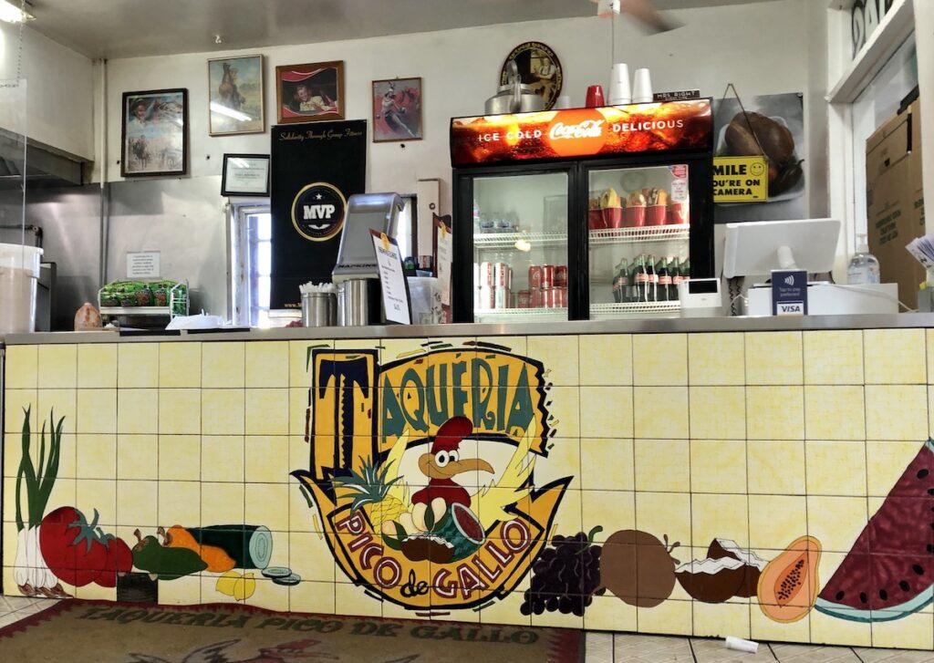 Taqueria Pico de Gallo - interior - Tucson