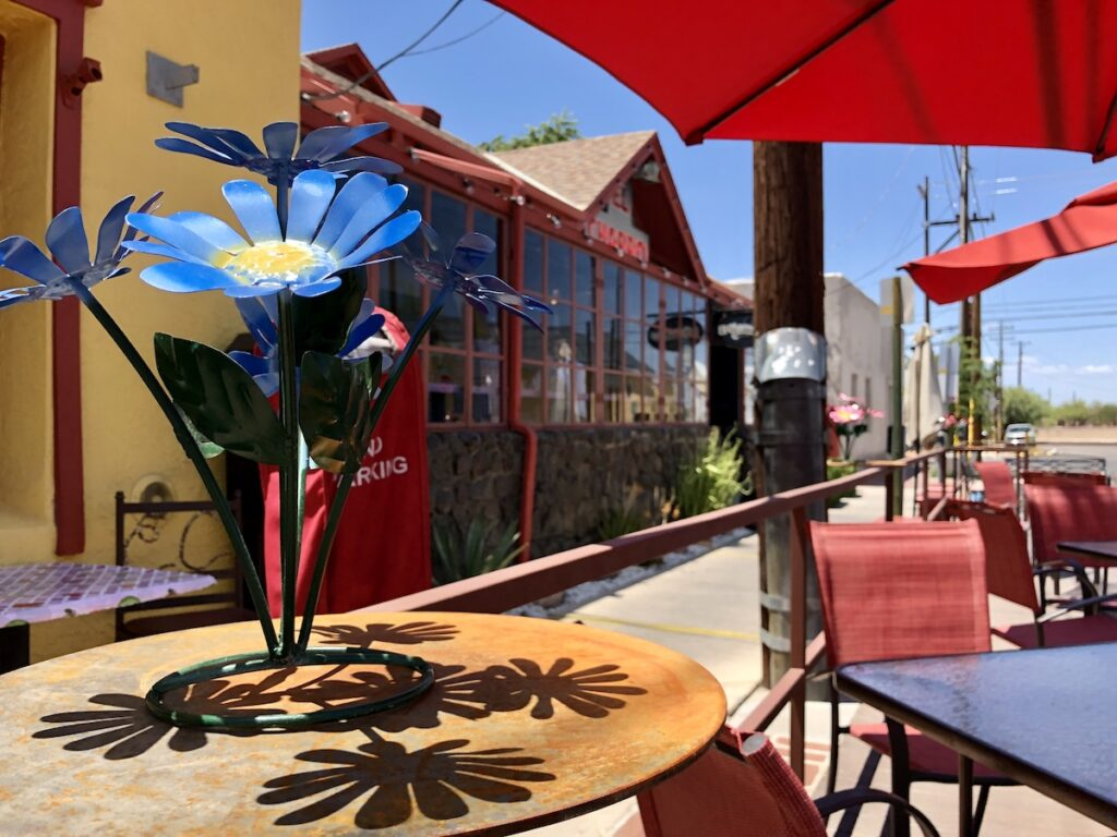 El Charro Cafe - exterior - Tucson
