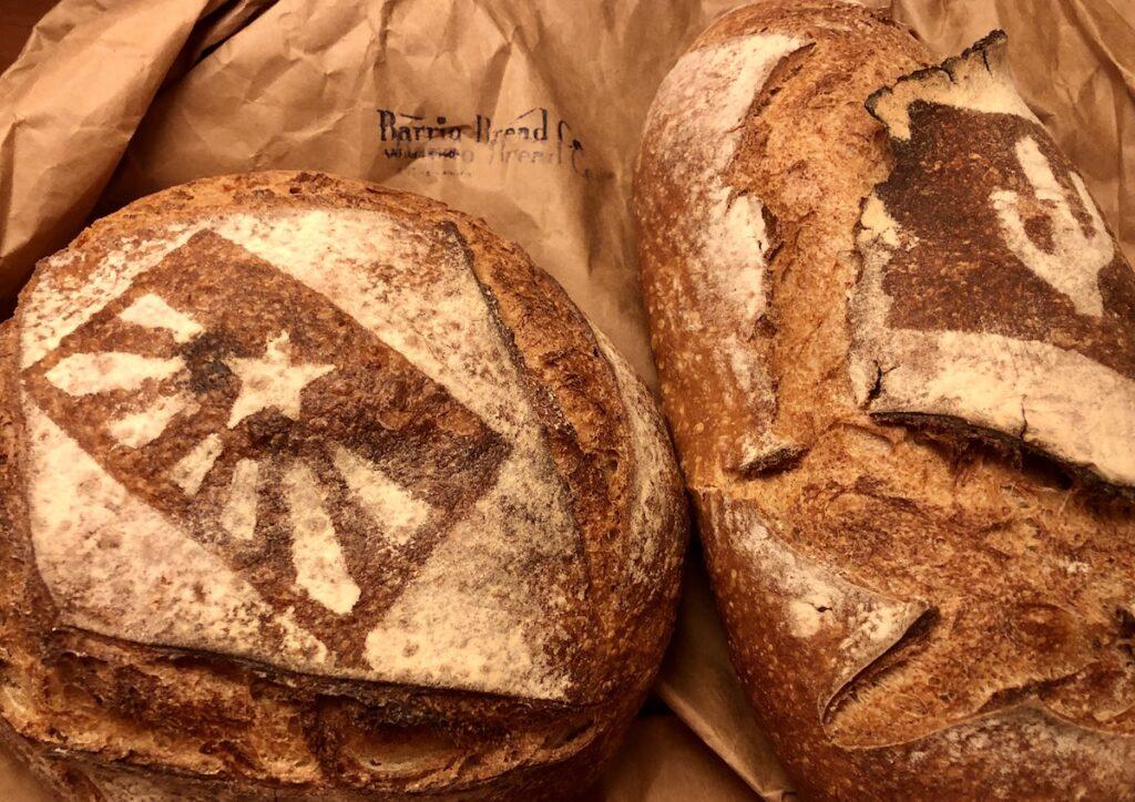 Barrio Bread - heirloom wheat - Tucson