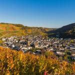 Dernau in the Ahr Valley, Germany