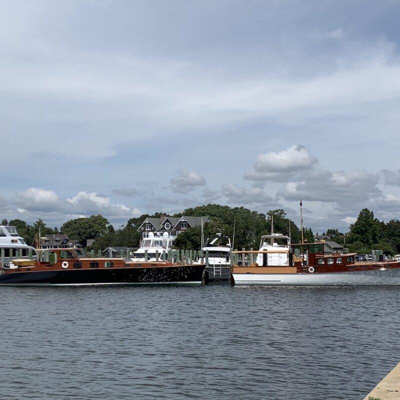 Westerly Harbor, Westerly, Rhode Island.