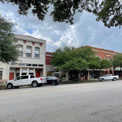Beaton Street; Corsicana, Texas