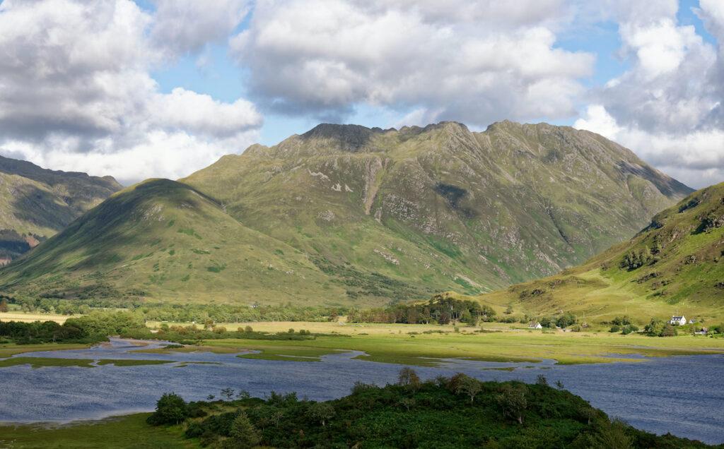 Beinn Bhuide; Scotland