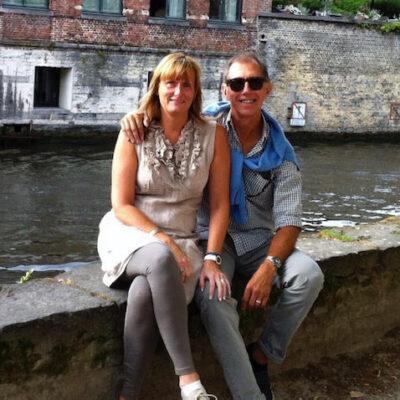 Bill Sharo and Carie Skerritt of Dream Vacations
