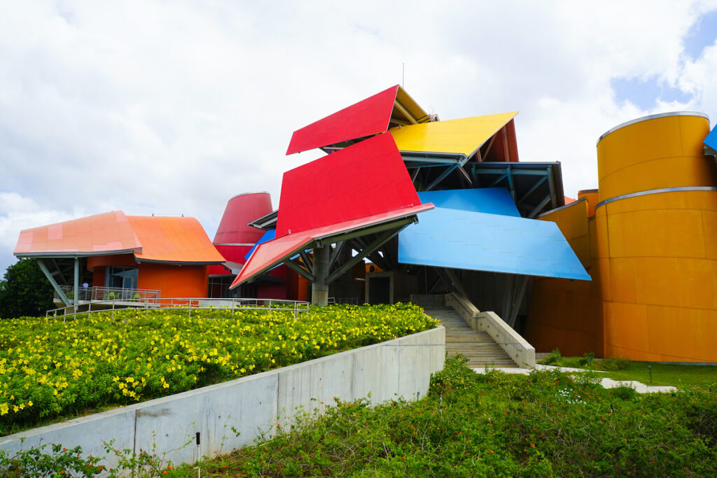 Bio Museum in Panama City, Panama