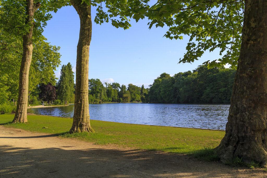 The Bois de Vincennes, France