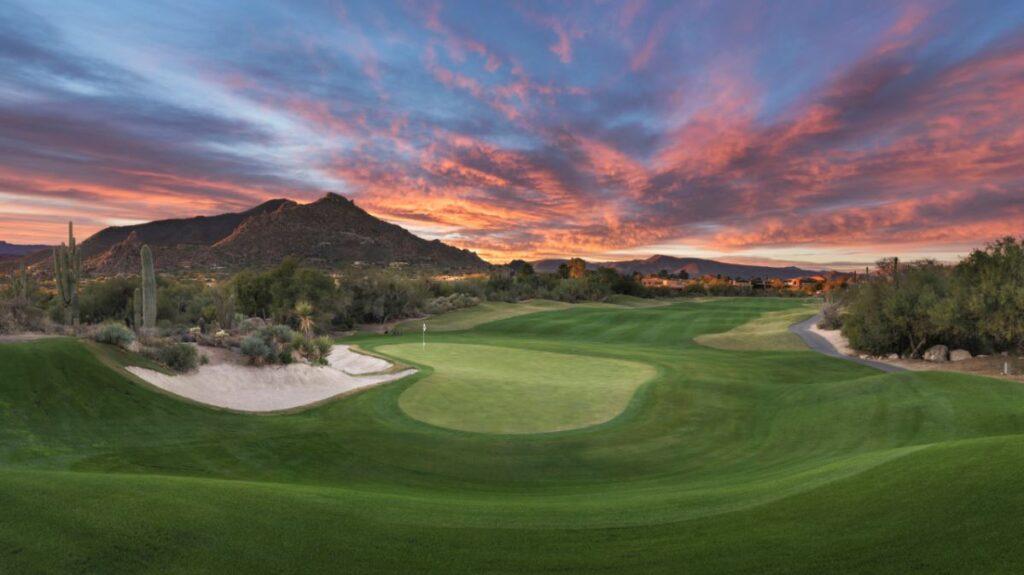 Boulders Club at Boulders Resort & Spa;  Scottsdale, Arizona