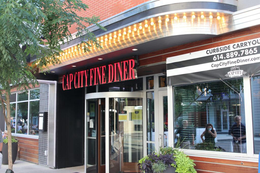 Cap City Fine Diner; Dublin, Ohio