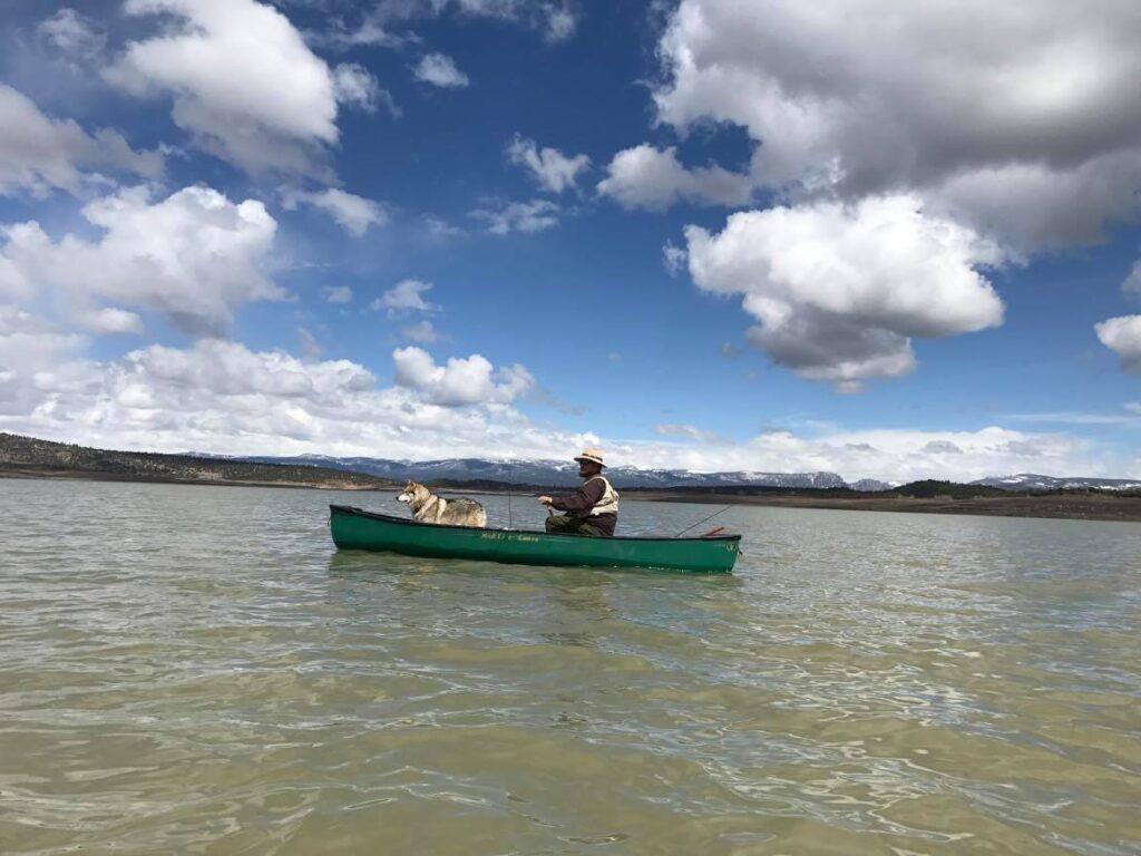 Heron Lake State Park; Chama, New Mexico
