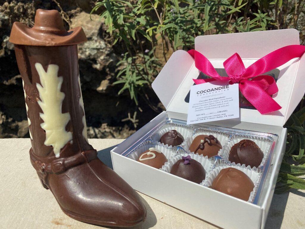 CocoAndre Chocolates in Dallas, Texas