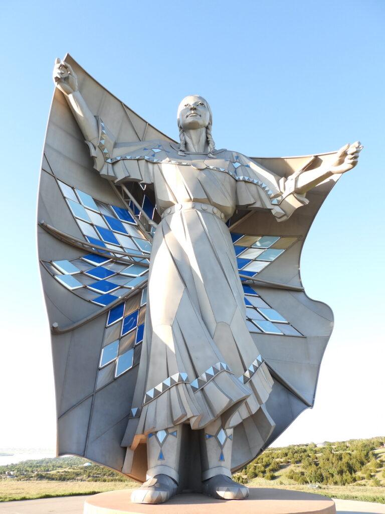 Dignity Of Earth And Sky; Chamberlain, South Dakota