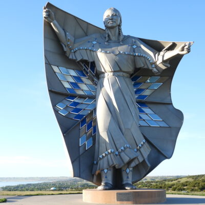 Dignity of Earth and Sky Statue; South Dakota