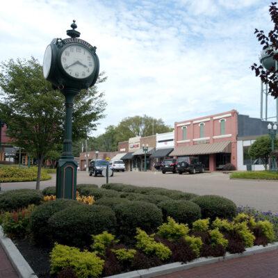Downtown Cillierville