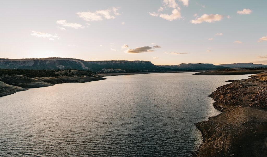 El Vado Lake State Park; Chama, New Mexico