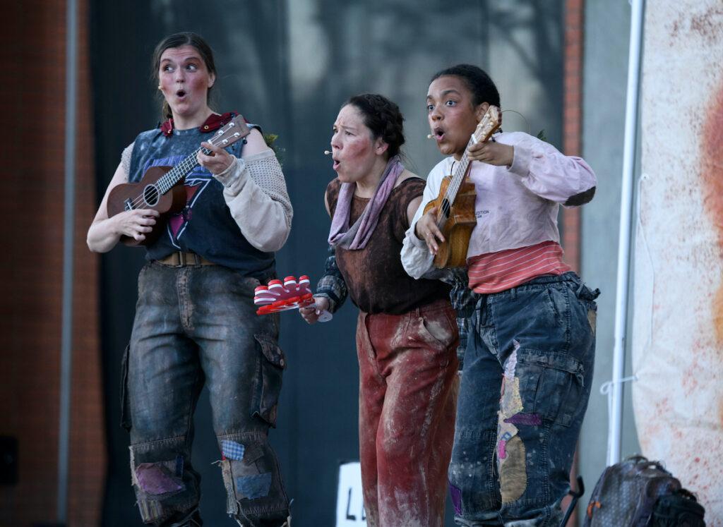 Macbeth, from Freewill Shakespeare Festival in Edmonton, AB, Canada