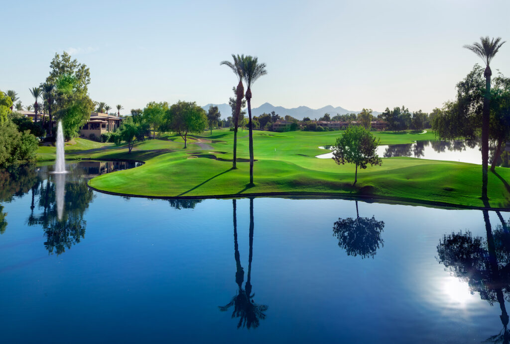 Gainey Ranch Golf Club;  Scottsdale, Arizona