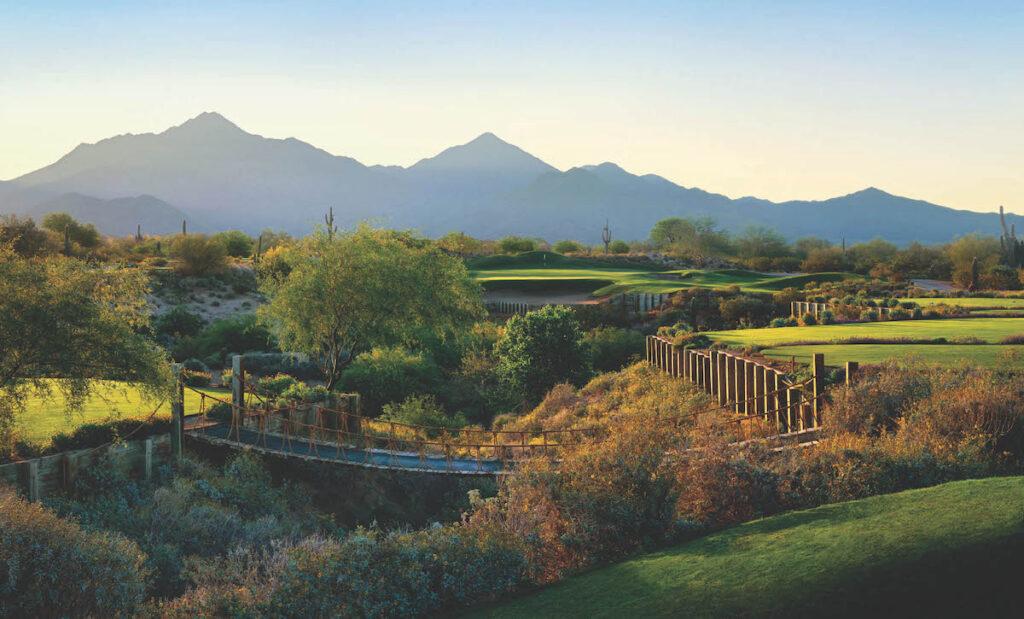 Grayhawk Golf Club;  Scottsdale, Arizona