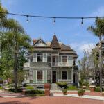 Beautiful Heritage Square home