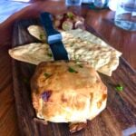 The baked brie at Purple