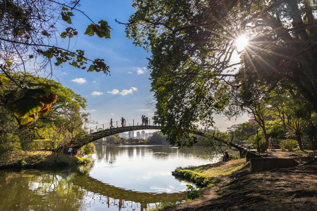 Ibirapuera Park; Sao Paulo, Brazil