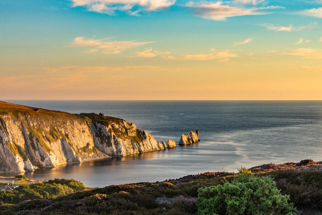 Isle of Wight, Scotland
