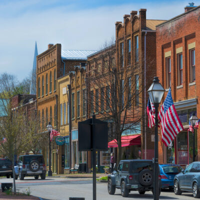 Businesses in Jonesborough, Tennessee