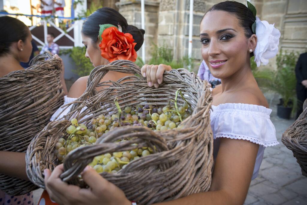 Jerez Harvest Festival, 2014.