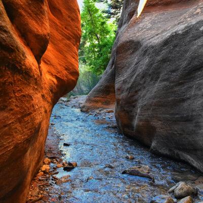 Kanarra Creek, Zion National Park
