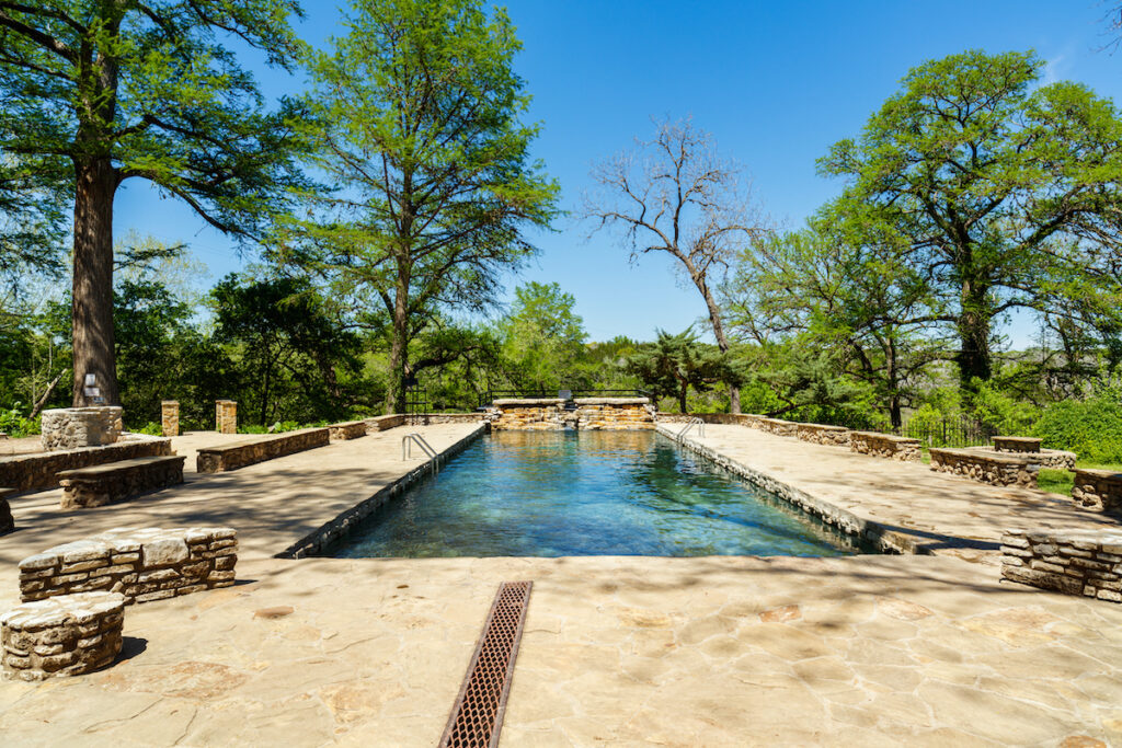 Krause Springs; Spicewood, Texas