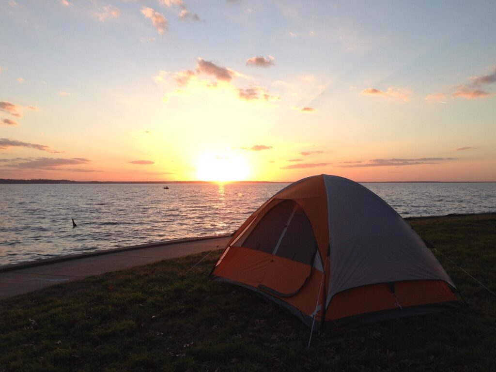 Lake Livingston State Park; Livingston, Texas