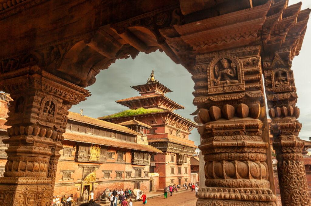 Patan (Lalitpur); Kathmandu, Nepal