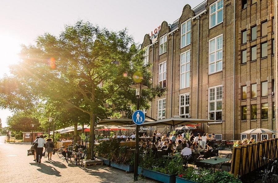 Lloyds Hotel, Amsterdam