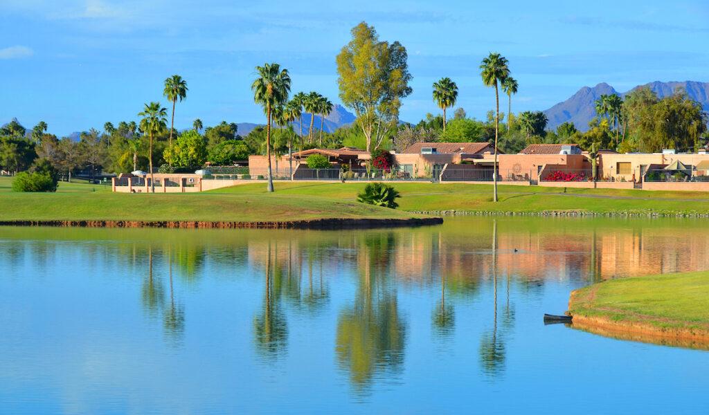McDowell Mountain Golf Club;  Scottsdale, Arizona