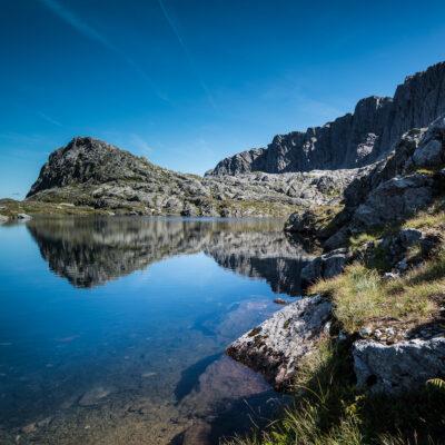 Hornelen, Norway; soon to be national park
